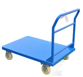 Steel flatbed cart RCA-015