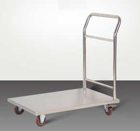 Stainless steel trolley RCS-015