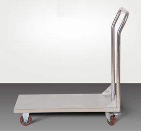 Stainless steel hand truck RCS-019